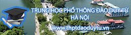 THPT Đào Duy Từ HN