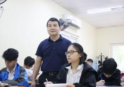 Bài viết của HS Nguyễn Nhật Minh lớp 8A: NHỮNG TIẾT LUYỆN THI MÔN TOÁN TẠI THCS ĐÀO DUY TỪ