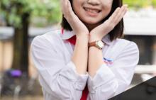 HS THCS ĐÀO DUY TỪ ĐẠT 4.5 IELTS KHI MỚI HẾT LỚP 7